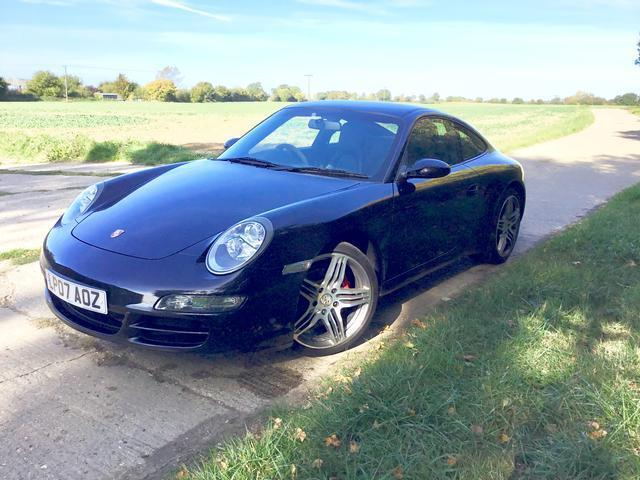 Porsche 997 3.6 Tiptronic Coupe