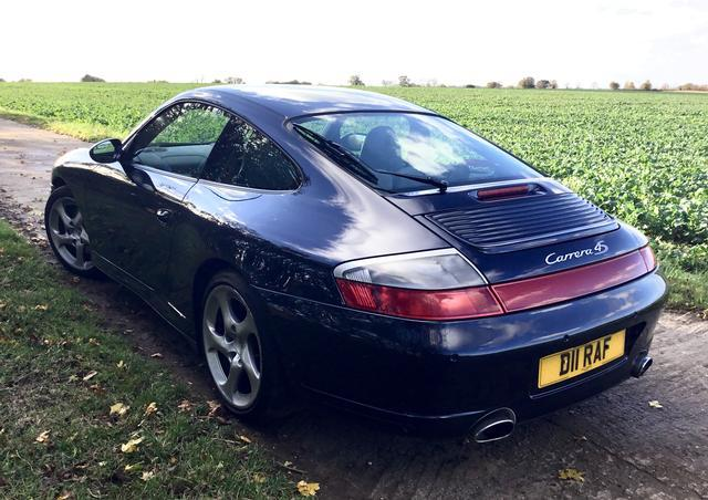 Porsche Wide Bodied C4S 996 Tip Coupe