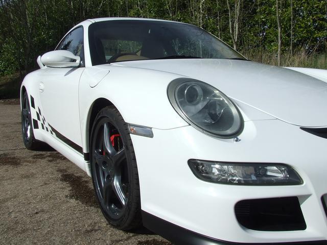 Porsche 997 C2S 3.8 manual coupe