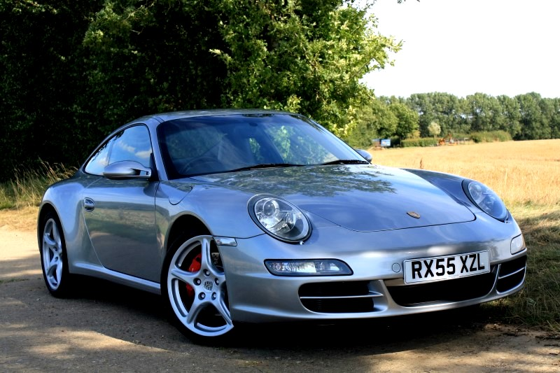 Porsche 997 C4S 3.8 Wide Bodied manual Coupe