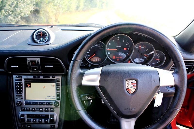 Porsche 997 C2 3.6 manual Coupe