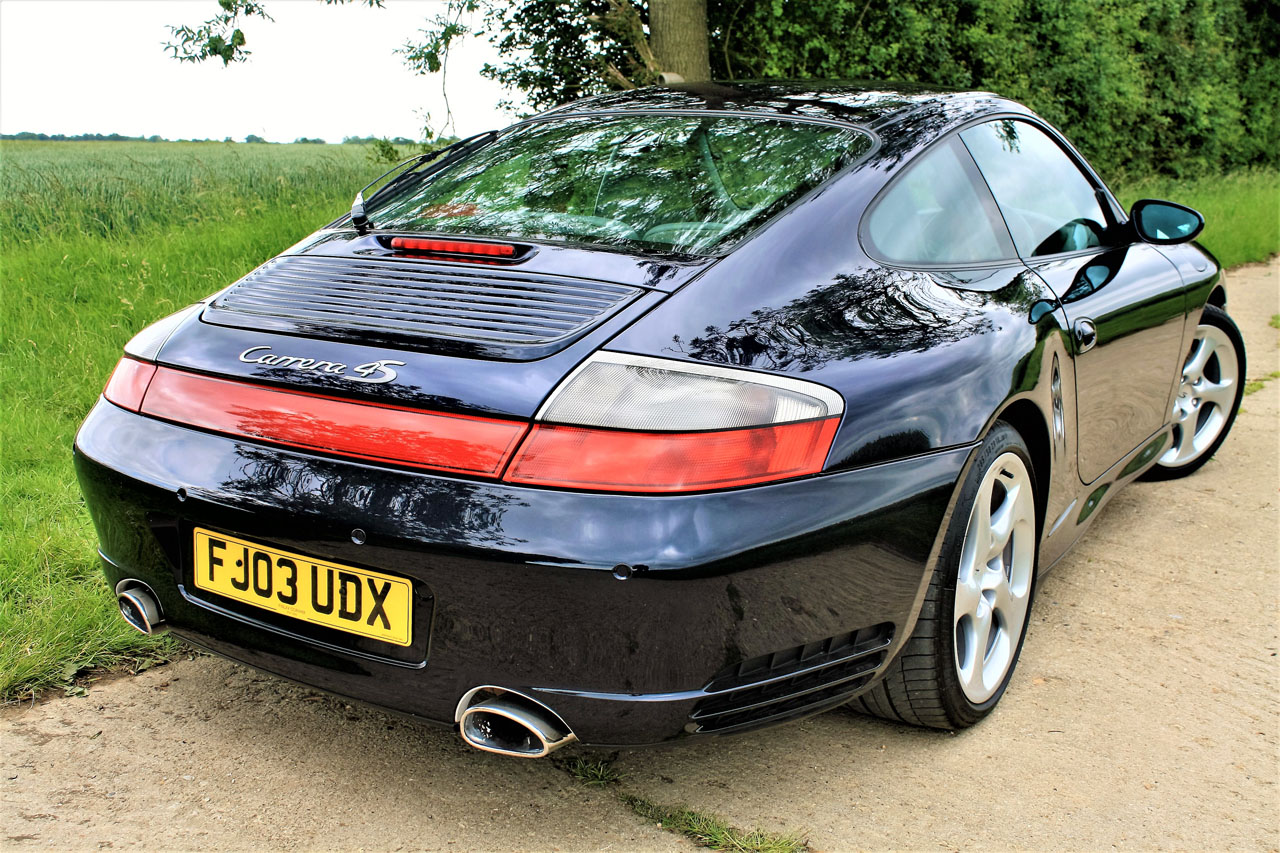 Porsche 996 3.6 C4S Wide Bodied Coupe Tiptronic