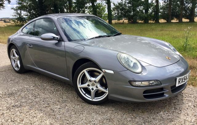 Porsche C2 997 3.6 Coupe 997 3.6