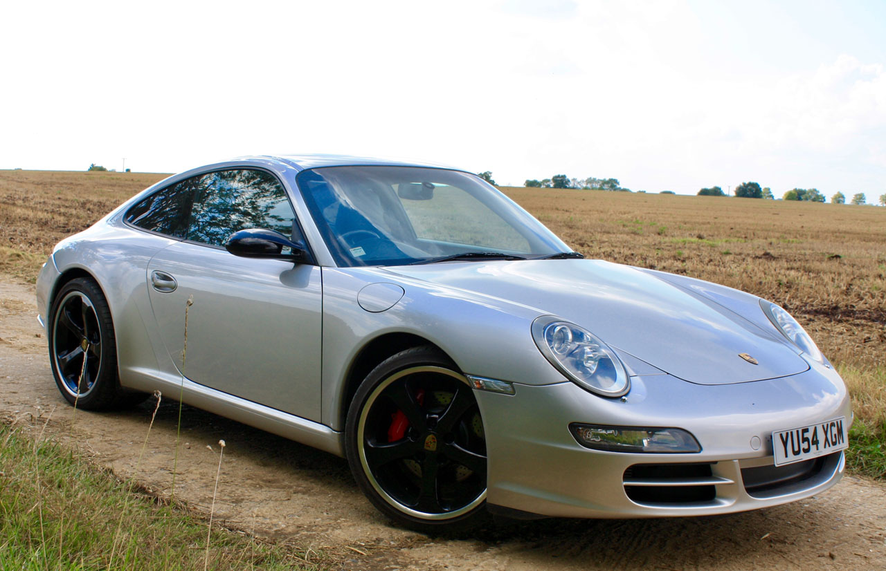 Porsche 997 C2 S Manual 3.8 Coupe