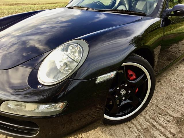 Porsche 997 Carrera 3.8 S manual Coupe