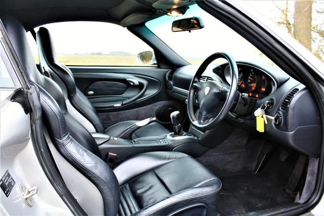 Porsche 996 C2 3.6 Manual Cabriolet
