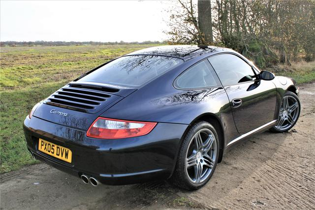 Porsche 997 Carrera 3.6 Tiptronic Coupe