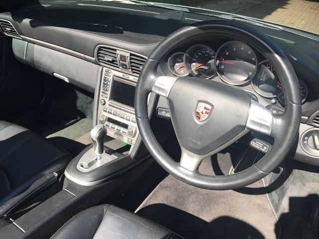 Porsche 997 3.6 tip  cabriolet