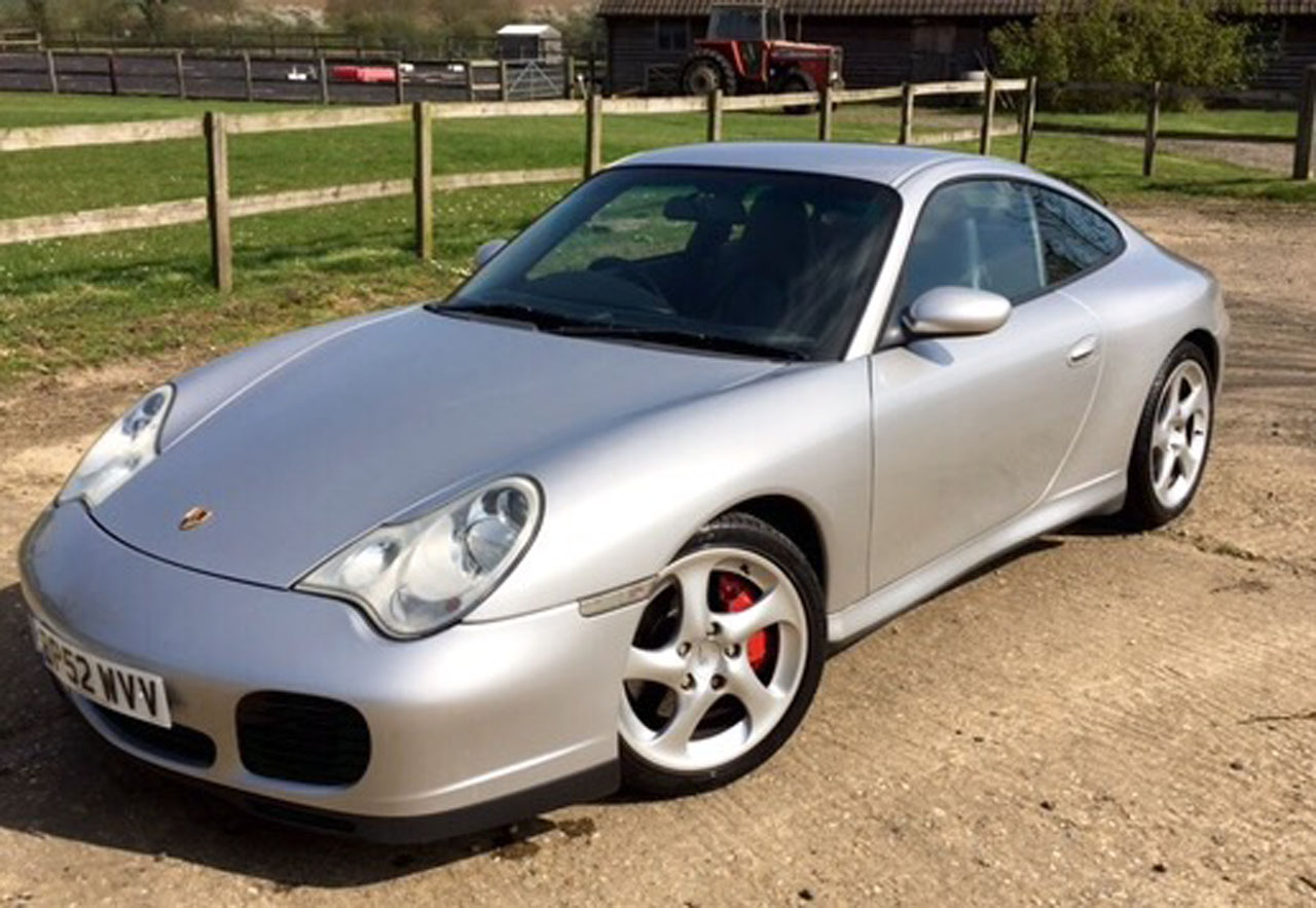 Porsche 996 C4S Wide Bodied Coupe manual